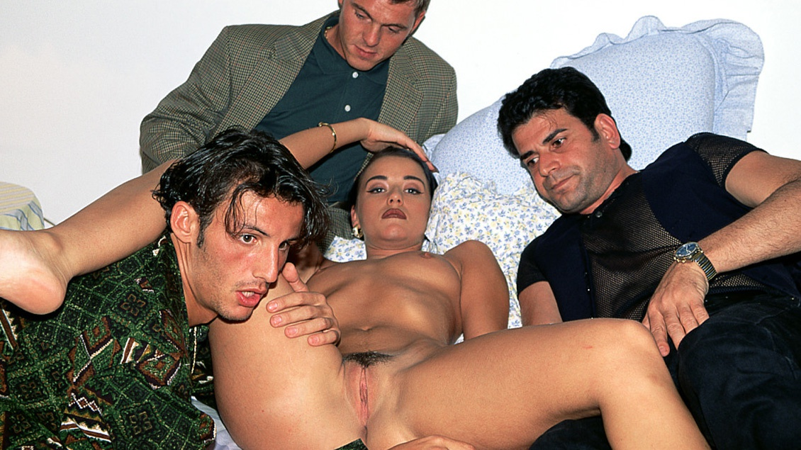 private gangbang