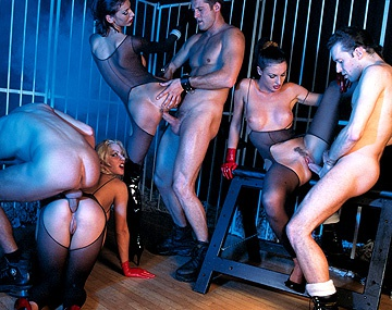 Private  porn video: Laura Angel Monique Covet and Sorricca Getting Penetrated in an Orgy