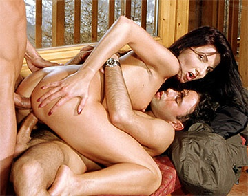 Private  porn video: Kate Enjoys Anal and DP in a Hot Threesome